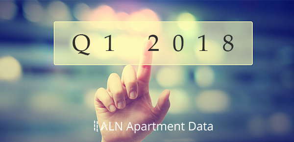 Multifamily First Quarter 2018 Review