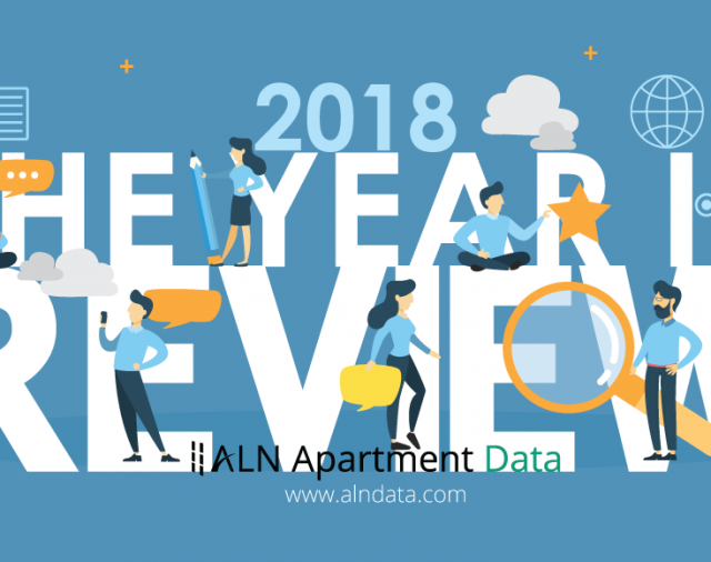 Review: Multifamily Performance in 2018