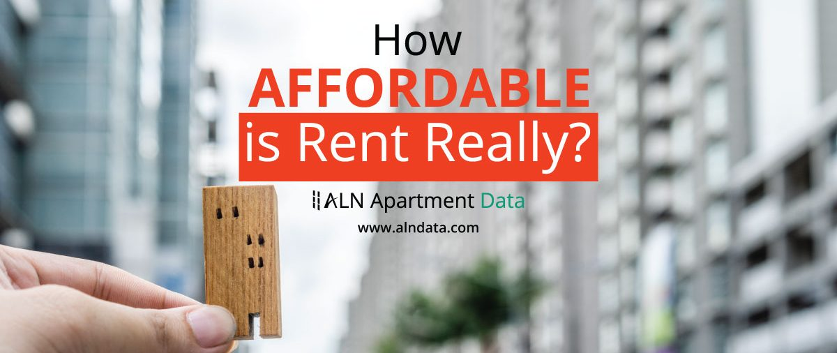 How Affordable is Rent Really?