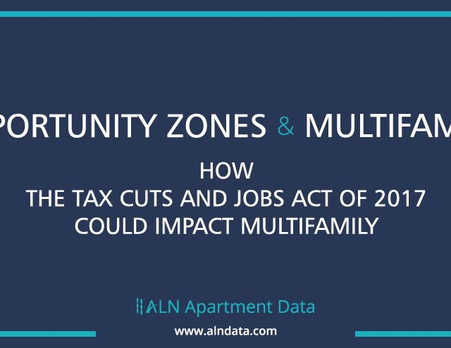 Opportunity Zones and Multifamily