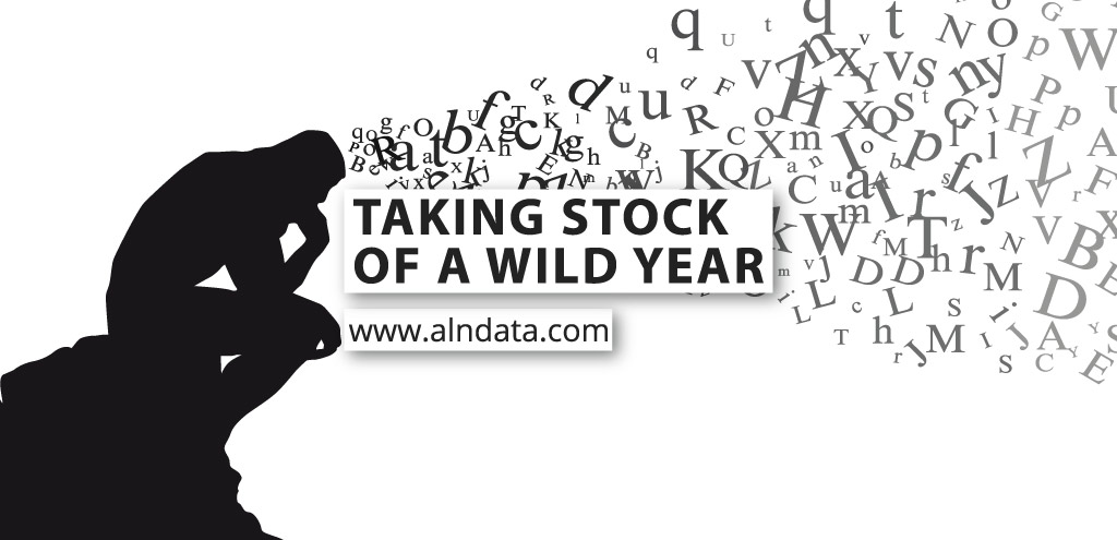 Taking Stock of a Wild Year