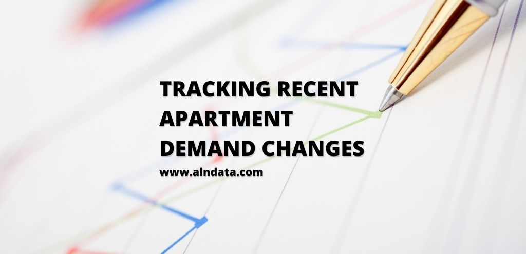 Tracking Recent Apartment Demand Changes