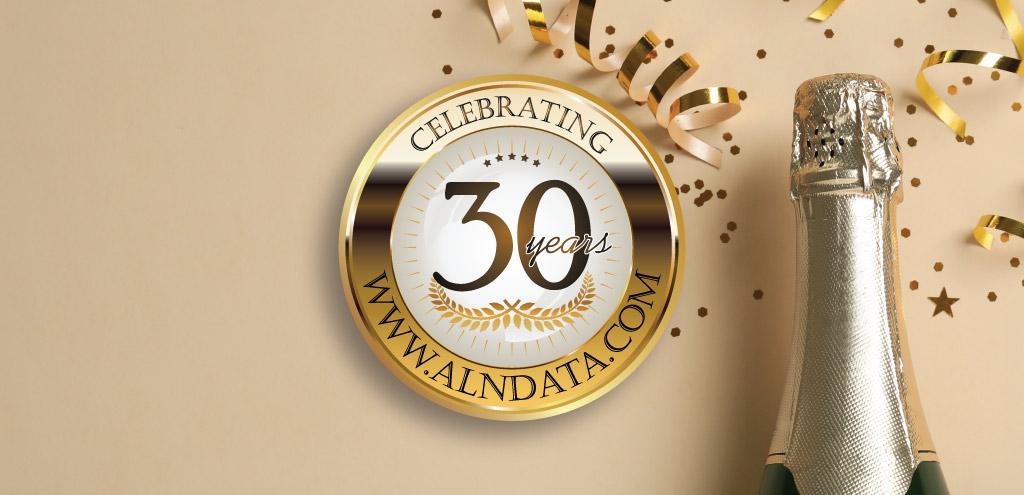 ALN's 30th Anniversary