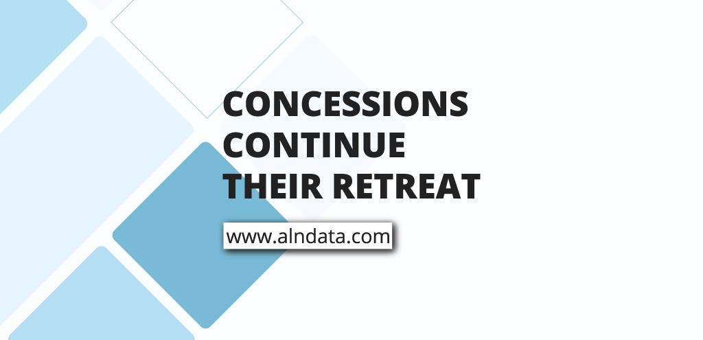 Concessions Continue Their Retreat